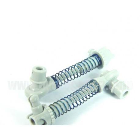Amortiguadores regulables con rótula