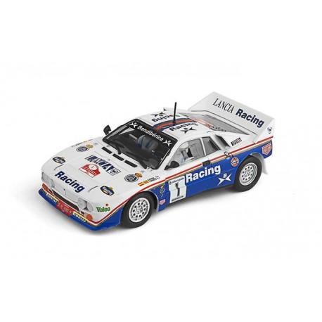 Coche Lancia 037 Servia