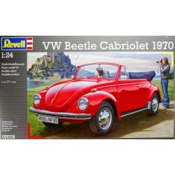 Maqueta Volkwagen Beetle Cabriolet 1:24