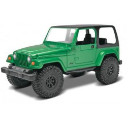Maqueta Jeep Wrangler Rubicon 1:25