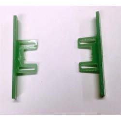 Soporte lateral fibra chasis MR