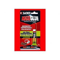 Adhesivo Maxiglue Ciano liquido 3gr.
