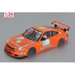Carroceria Porsche 911 GT3 1:24