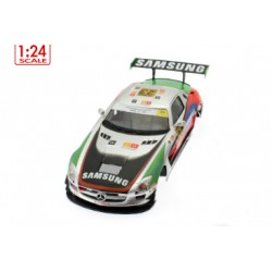 Carroceria Mercedes SLS GT3  1:24
