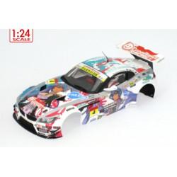 Carroceria BMW Z4 GT3 1:24