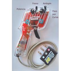 Mando competicion electrónico Tic Tac