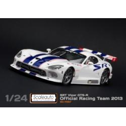 Coche Viper SRT GTS-R Scaleauto 1/24