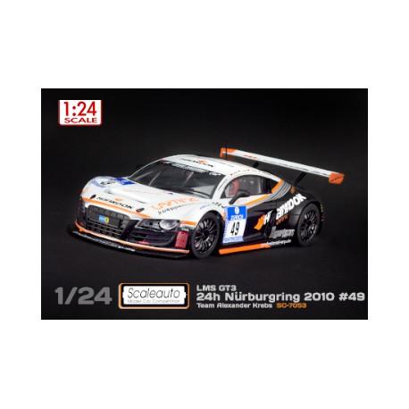 Coche LMS Audi Scaleauto 1/24