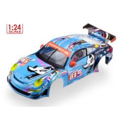 Carroceria Porsche 911 RSR  1:24