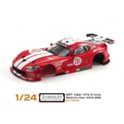 Carroceria Viper SRT GTS-R  1:24