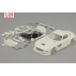 Carroceria Mercedes SLS AMG GT3 1:24