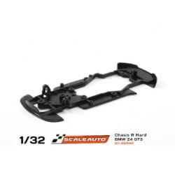 Chasis BMW Z4 GT3 hard negro
