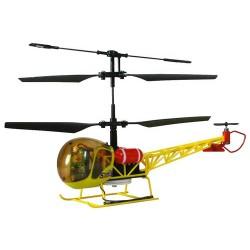 Helicóptero nano Storm IV de 3 canales