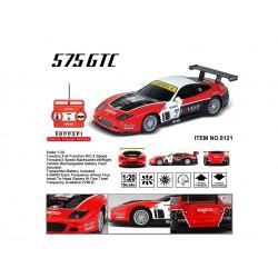 Coche RC Ferrari F430 GT 1:20