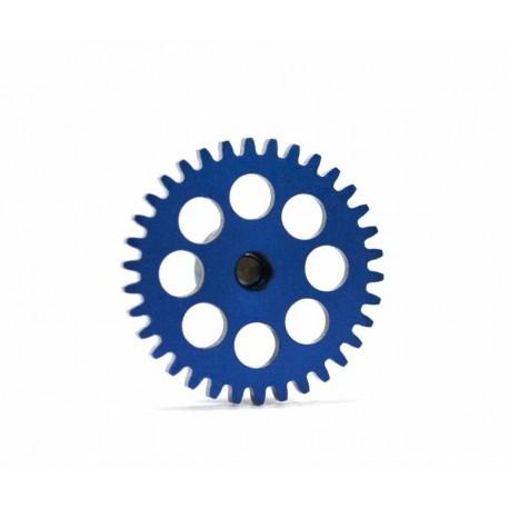 Corona sidewinder 34 dientes 17,5mm