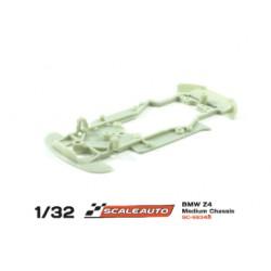 Chasis BMW Z4 GT3 medio gris