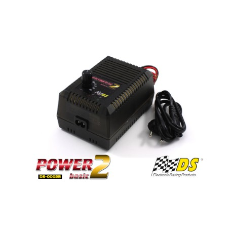 Fuente alimentación DS-Power2 regulable