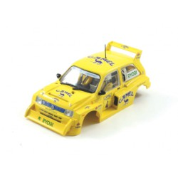 Carroceria MG Metro 6R4 Off Road Camel