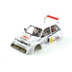 Carroceria MG Metro 6R4  Donegal Rally