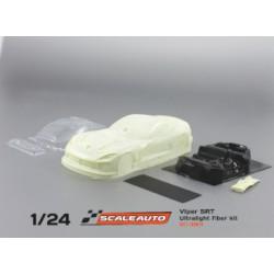 Carrocería Viper GTS-R 1:24