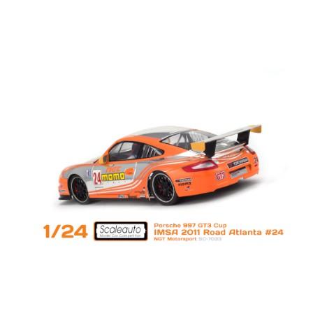 Coche Porsche 911 GT3 IMSA 1:24