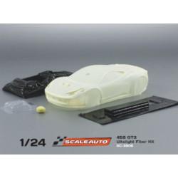 Carroceria Ferrari 458 GT3 1:24
