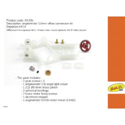 Kit de conversion anglewinder offset