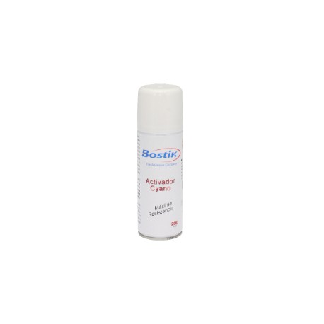 Activador cianocrilato spray 200ml