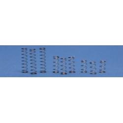 Set muelles variados p/suspensión