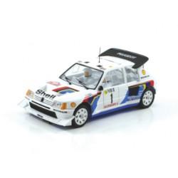 Coche Peugeot 205 T16 EVO 2 Salonen