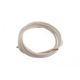 Cable 2mm trenzado con funda de Silicon