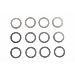 Separadores para guia 3/16 variados