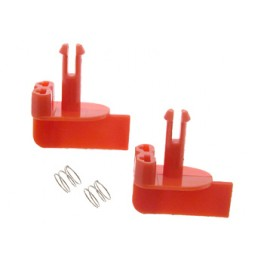 Guia clip-in Home Rally 7 mm
