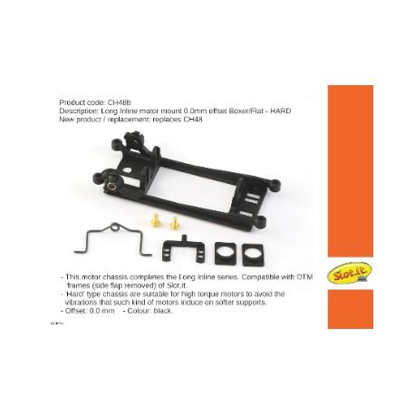 Soporte Motor BOXER/FLAT Inline 0.0 Duro
