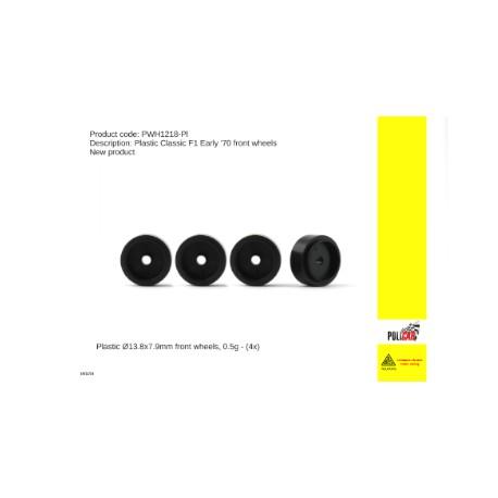 Llanta Delantera F1 Classic 13,8 x 7,9mm