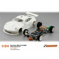 Porsche 991 GT3 RSR Kit Blanco Chasis SC-8003 GT3 plus + Espumas