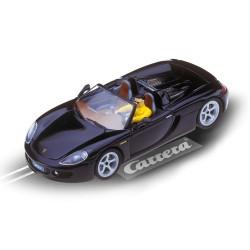 Porsche Carrera GT spyder negro