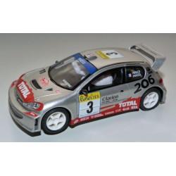 Peugeot 206 WRC 2002 'Panizzi'