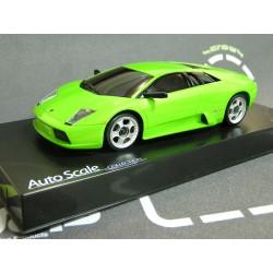 Carroceria Lamborghini Murciélago Verde