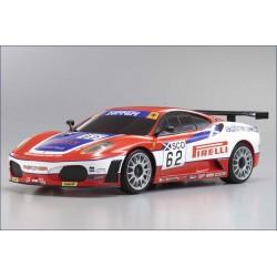 Carroceria Ferrari F430 GT Scuderia Ecosse 2008