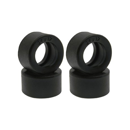 Neumático goma RT 24x12mm. SLICK