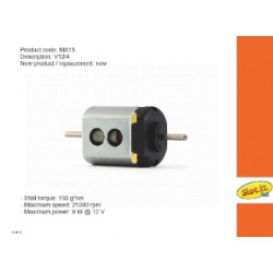 Motor V12/4 21000 rpm Caja Corta