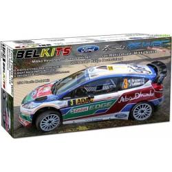 Maqueta Ford Fiesta RS WRC 1/24