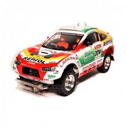 Mitsubishi Lancer Racing nº304  Dakar 2009 Nani Roma BASIC