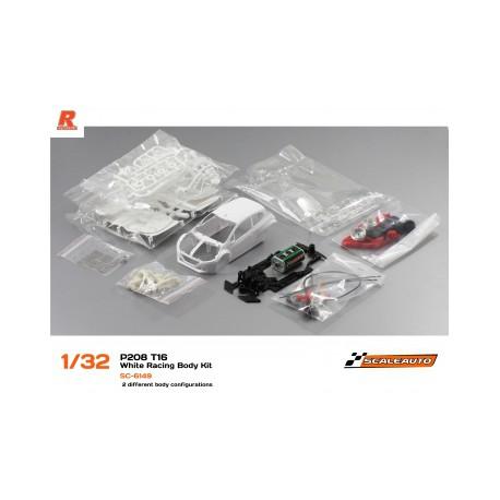 Peugeot 208 T16 Kit Blanco AW