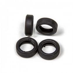 Neumáticos F1 Clásicos 20x6 Rayados pequeños