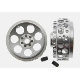 Llanta Monza 15,8x8mm aluminio